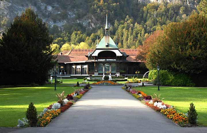 ทำความรู้จักกับคาสิโนอินเตอร์ลาเคนแห่งสวิตเซอร์แลนด์