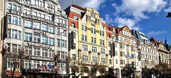 โรงแรมแอมบาสเดอร์ซลาตา-ฮูซ่า Hotel Ambassador - Zlata Husa